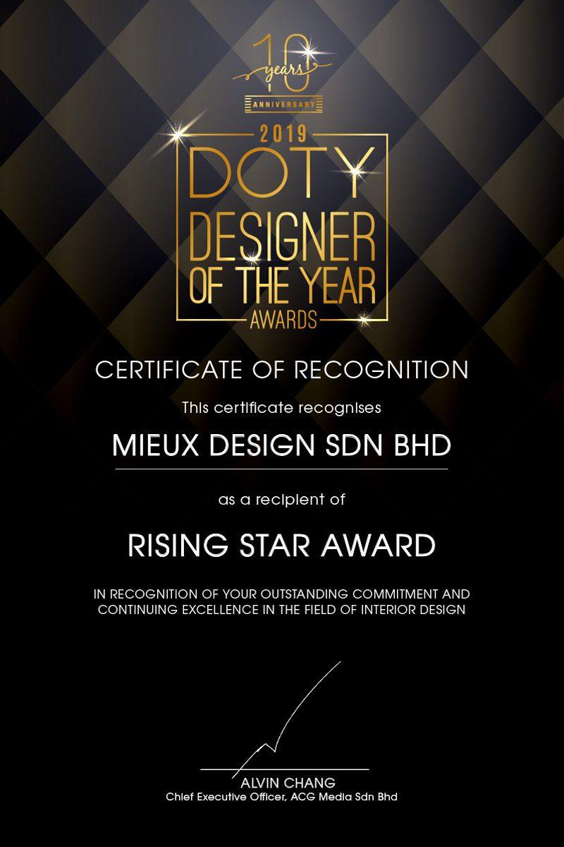 MIEUXAWARD_DOTY-2019_Rising-Star_Certificate_1